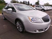 Look at this 2012 Buick Verano Leather Group. Its