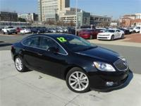 CARFAX 1-Owner, Extra Clean, Buick Certified, GREAT