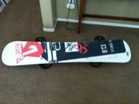 Hello i have up for sale a 2012 Burton Canyon snow