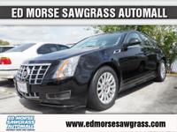 CTS Sedan trim. Cadillac Certified, CARFAX 1-Owner, LOW