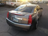 Clean CARFAX. CTS Luxury, 4D Sedan, 3.0L V6 SIDI DOHC