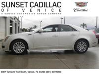 Cadillac Certified! Heated Memory Seating..Bluetooth..