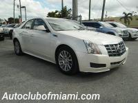 Options:  2012 Cadillac Cts 3.0L Luxury Awd 4Dr