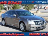 CTS Luxury, 4D Sedan, 3.0L V6 SIDI DOHC VVT, Automatic,