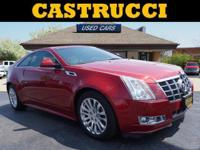 Recent Arrival!  Clean CARFAX.  Crystal Red Tintcoat