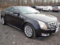 This 2012 Cadillac CTS Performance Coupe AWD with