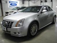 Options:  2012 Cadillac Cts Performance|||48535