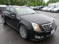 2012 Cadillac CTS Performance 27/18 Highway/City MPG10