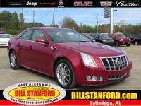 Options:  2012 Cadillac Cts Sedan 4Dr Sdn 3.6L Premium