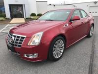 This 2012 Cadillac CTS Sedan Premium is offered to you