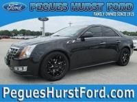CTS Luxury, 4D Sedan, 3.0L V6 SIDI DOHC VVT, 6-Speed