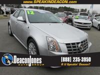 CARFAX 1-Owner, Cadillac Certified, ONLY 23,965 Miles!