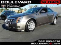 2012 Cadillac CTS For Sale.Features:Rear Wheel Drive,