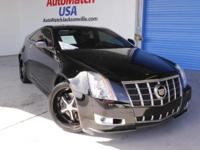 2012 Cadillac CTS Coupe Coupe Premium Our Location is: