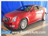 Superb Condition, Cadillac Certified, ONLY 17,887