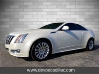 Clean CARFAX. PRICE REDUCED!, CTS Performance, 2D