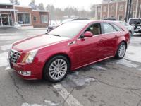 Exterior Color: red, Body: Wagon, Engine: 3.6L V6 24V