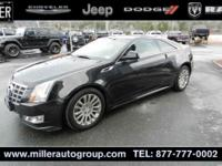 Discerning drivers will appreciate the 2012 CADILLAC