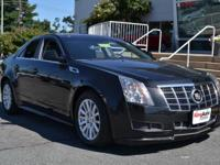 2012 Cadillac CTS Sedan 4dr Car Luxury Our Location is: