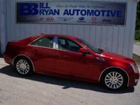2012 Cadillac CTS Sedan 4dr Car Premium. Our Location