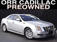 2012 Cadillac CTS Sedan Our Location is: Orr Pre-Owned