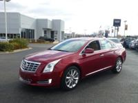 THIS 2012 CADILLAC CTS AWD LUXURY COLLECTION SEDAN IS A