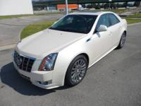 This 2012 Cadillac CTS Sedan Performance is offered to
