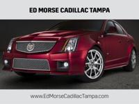 Recent Arrival! New Price! 2012 Cadillac CTS-V Base All