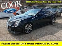 THIS ONE HAS THE CTS-V PKG**6.2 SUPERCHARGED