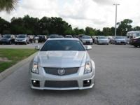 2012 Cadillac CTS-V Coupe 2dr Car BASE Our Location is: