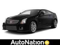 2012 Cadillac CTS-V Coupe Our Location is: AutoNation