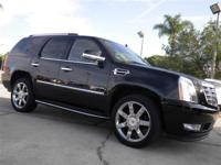 This ample 2012 Cadillac Escalade Luxury, with its