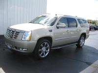 2012 Cadillac Escalade ESV This trustworthy 2012