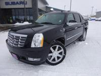 Options:  2012 Cadillac Escalade Ext
