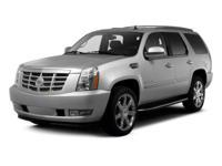 2012 Cadillac Escalade Hybrid in White Diamond Tricoat,
