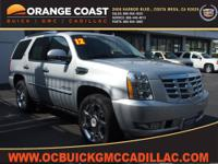 PRISTINE CERTIFIED ONE OWNER 10,000 MILE ESCALADE