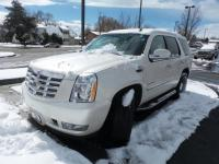 Scores 18 Highway MPG and 13 City MPG! This Cadillac