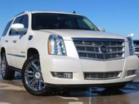 This outstanding example of a 2012 Cadillac Escalade