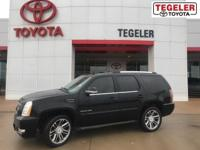 2012 Cadillac Escalade Premium Black AWD 6-Speed