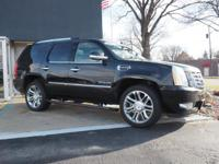Options:  2012 Cadillac Escalade Premium|Awd Premium