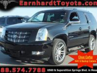 We are excited to offer you this 2012 Cadillac Escalade