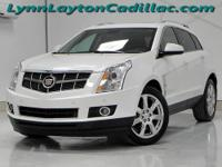 (Stk# 1-4526) Certified Pre-Owned 2012 Cadillac SRX: