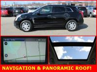 NAVIGATION SYSTEM, PANORAMIC SUNROOF, REMOTE START,
