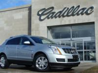 Take a look at this stunning Radiant Silver SRX. This