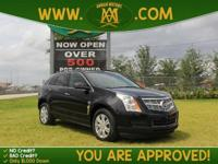 Options:  2012 Cadillac Srx Base Has A Sharp Black