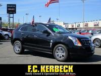 PREMIUM & KEY FEATURES ON THIS 2012 Cadillac SRX