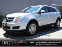 2012 Cadillac SRX Radiant Silver! Luxury Collection,