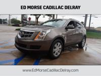 2012 Cadillac SRX Earns TOP SAFETY PICK Award from IIHS