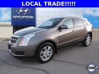 Options:  2012 Cadillac Srx Luxury|Gold|Local Trade|Awd