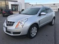 Ideal Buick Inc. is excited to offer this 2012 Cadillac